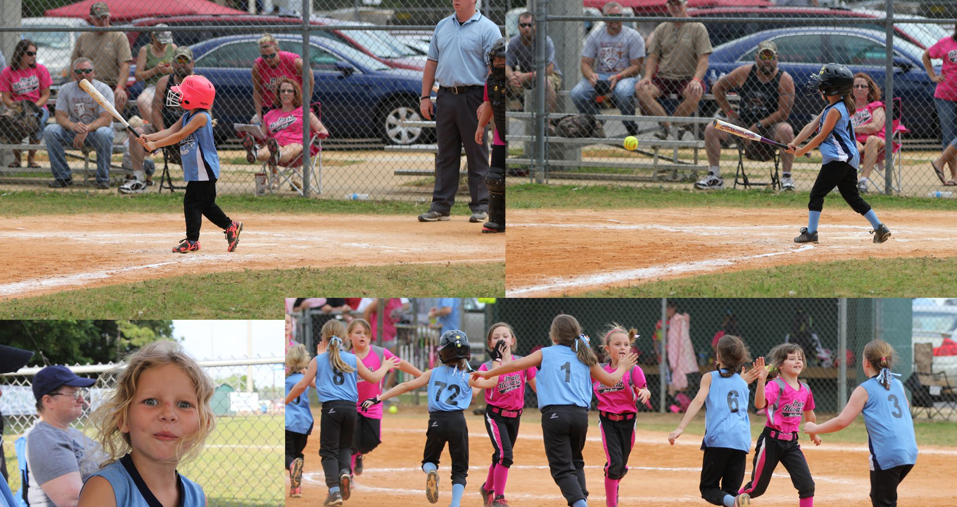 2015 8U Softball Piranhas - Perdido Key - Perdido Bay Your Sports Association - Picture 4
